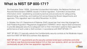 automating nist 800 171 compliance in aws govcloud us