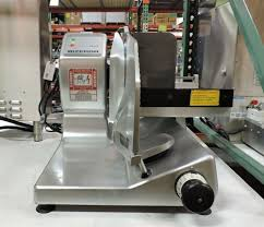 bizerba vs12 f commercial manual vertical deli meat slicer meat