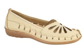 Comfort Flat Shoes Womens Faux Leather Casual Comfort Loafers Cut Out Flat Shoes