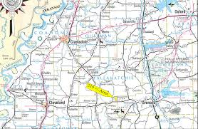 County Map Of Mississippi 219 Acres Farm U0026 Hunting Land Tallahatchie County Mississippi