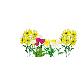 best flower garden clipart photos