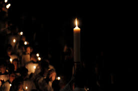 vigil lights catholic church easter vigil catholic church england and wales flickr