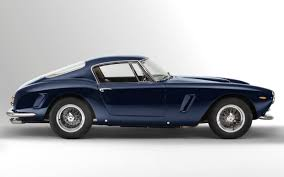 blue ferrari last ever ferrari 250 swb for sale