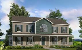 kensington two story style modular homes