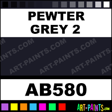 pewter grey 2 artist acrylic paints ab580 pewter grey 2 paint