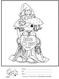coloring download precious moments halloween coloring pages