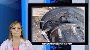ford f250 brakes ford f 250 rear brake shoes replacement tutorial by