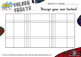 design your own tartan enjoy creative fun