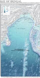 Indian Ocean Map Bay Of Bengal Maps U0026maps