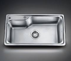 Single Bowl Kitchen Sink Top Mount Large Stainless Steel Topmount Single Bowl Kitchen Sink Id 4251720