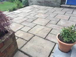 Cement Mix For Pointing Patio by Re Jointing Pointing A Patio Singletrack Forum