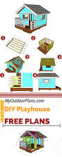 fashion trends for your kids 31 free diy playhouse plans to build for your kids u0027 secret