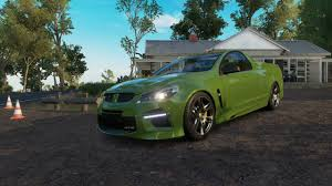 holden maloo gts forza horizon 3 demo hsv limited edition gen f gts maloo youtube