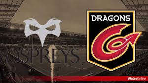 Why Does The Welsh Flag Have A Dragon Ospreys Vs Dragons Recap Dan Biggar Inspires Hosts To A Bonus