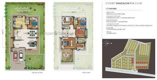 pictures single storey bungalow floor plan home decorationing ideas