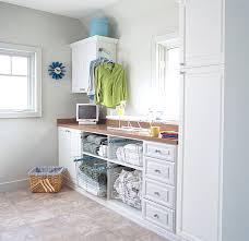 Shelf Ideas For Laundry Room - eye catching laundry room shelving ideas