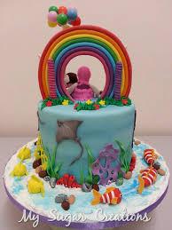my sugar creations 001943746 m amina u0026 dora cake rainbow cake