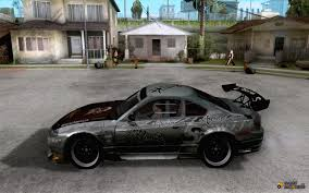nissan drift cars nissan silvia s15 the fast and the furious 3 tokyo drift for gta