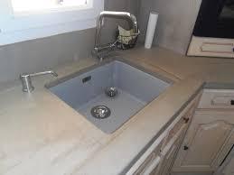 beton ciré cuisine plan travail beton sur plan de travail stunning la cuisine with beton sur plan