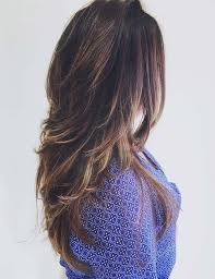 how to cut hair do that sides feather back on lady 20 cute hairstyles for long hair