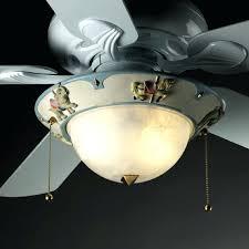 Oil Rubbed Bronze Chandelier Chain Ceiling Fan Crystal Bead Candelabra Antique White Ceiling Fan