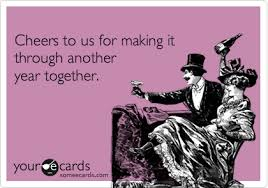 anniversary ecard anniversary ecard cheers to us for it through another