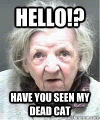 old lady memes quickmeme