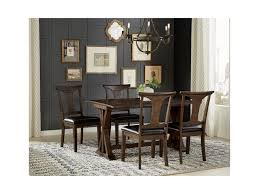 The Dining Room Brooklyn by Aamerica Brooklyn Heights Flip Top Dining Table With Storage