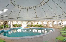 Dome Home Interior Design These Bubble Shaped Binishell Domes Are The Buildings Of The