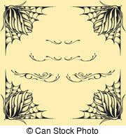 roses frame in old tattoo style set 010 clipart vector