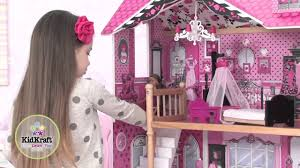 kidkraft amelia dollhouse for barbie dolls at http cdolls co uk