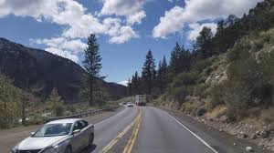 U S Route 395 In by Us Route 395 California Southbound Youtube
