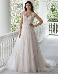 sincerity brautkleid sincerity brautkleid style 3913 a v neck tulle gown with a sheer