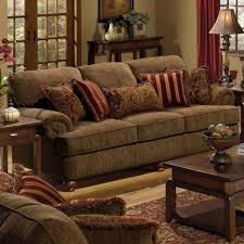 Sofa Decorative Pillows by Modern Makeover And Decorations Ideas Red Sofa With Modern