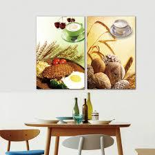 cadre cuisine sans cadre steak café toile photo home decor cuisine mur décor de