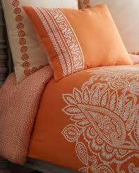 Paisley Comforters Trina Turk Queen 3 Piece Catalina Paisley Comforter Set
