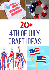 4th Of July Decoration Ideas 20 Fourth Of July Craft Ideas Thriving Home