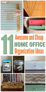 Home Decorating Ideas For Small Spaces by 25 Best Cheap Home Office Ideas On Pinterest Filing Cabinets