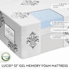 King Size Bed Height Dimensions Mattress Thickness 8 10 12 U0026 14 Inch Memory Foam Differences