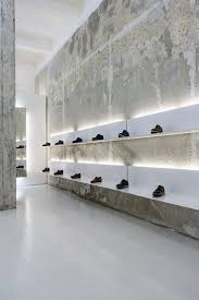 White Concrete Wall 32 Best Concrete In Interiors Images On Pinterest Architecture