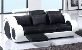 canap design relax articles with canape relax 3 places bobby cuir noir tag canape