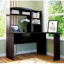 L Shaped Desk With Hutch L Shaped Desks You Ll Wayfair