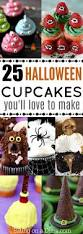 Halloween Cakes Easy To Make by Easy Halloween Cupcakes Ideas 25 Easy Ideas To Try
