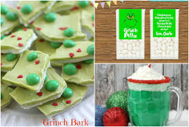 grinch crafts and treats the crazy craft lady