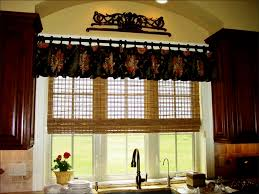 Kitchen Curtains Sets Yellow Kitchen Curtains Kitchen Curtains With Cheery Yellow Pom