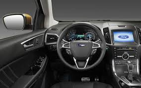 renault koleos 2017 interior comparison ford edge sport 2017 vs renault koleos intens