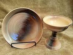 communion plates pottery communion plates yahoo image search results communion