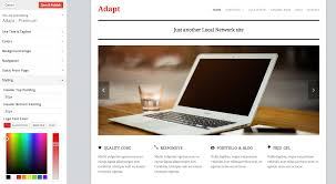 adapt free responsive business portfolio wordpress theme wpexplorer