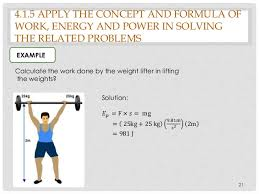 chapter 4 work energy and power