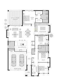 Riverbank Fernvale Floor Plan Santorini Luxury House Plan Spacious House Plans Luxury